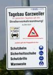 Auch im Tagebau gelten Verkehrsregeln