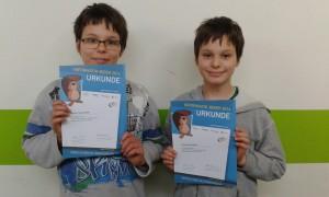 Bastian und Timm Schumacher 6.3