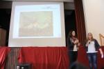 Moderation durch Charlene Stenkamp und Ronja Birkenbeul