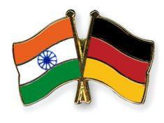 Indien-Deutschland